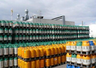 Kortlægning af risiko og fremstilling af sikkerhedsrapporter for flere af de store gasleverandører i Danmark