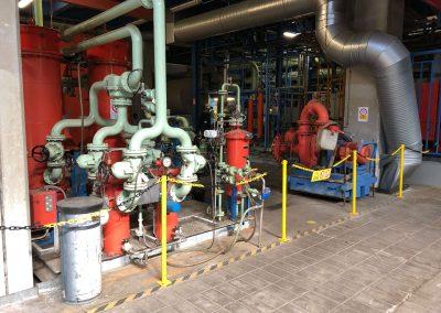 Udarbejdelse af ATEX-APV for større biofyrede kraftvarmeværker i Danmark
